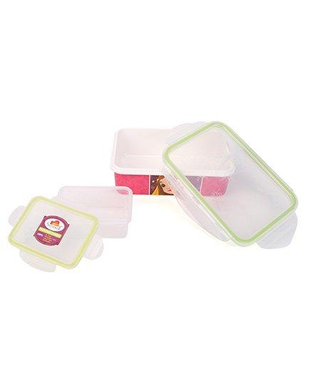 Servewell Disney Princess Lunch Box Set - Pink