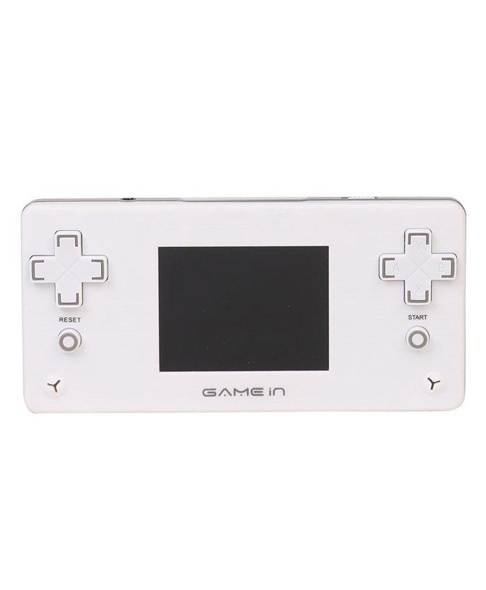 Mitashi Gamein Pocketable Gaming Console - White