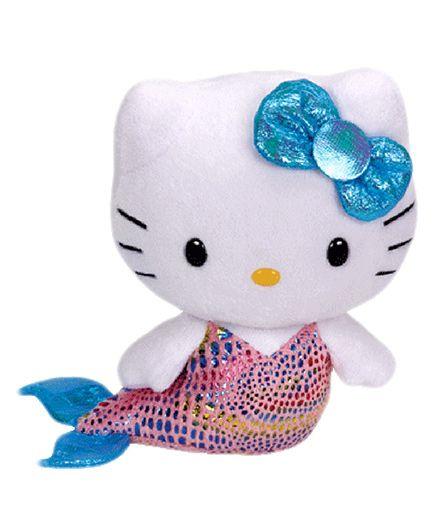 Jungly World Hello Kitty Mermaid - 6 Inch