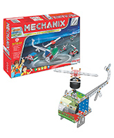 Mechanix 2 Engineering System For Creati... 170 Pieces, 15 Models, 7 Years+