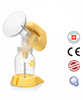Medela - Mini Electric Breast Pump - Light Weight And Compact Design